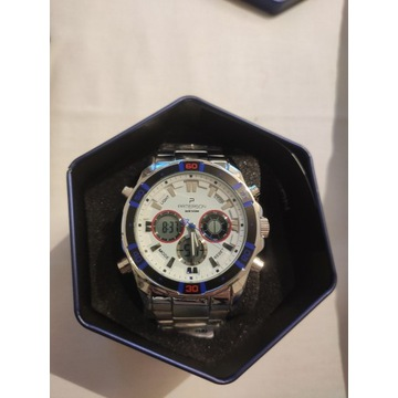 Paterson dual time Water resistance