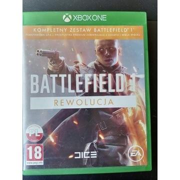 Gra BATTLEFIELD1 Rewolucje Gra na konsole Xbox One