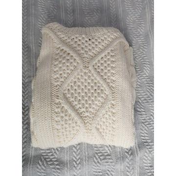 Sweter aspen mle collection s wełna merynosowa