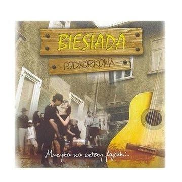 BIESIADA PODWÓRKOWA /CD/ /FOLIA/