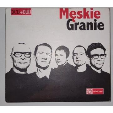 MĘSKIE GRANIE 2010 - 2CD + DVD