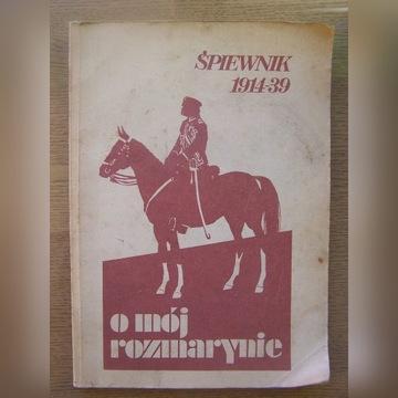 ŚPIEWNIK 1914 - 39 O MÓJ ROZMARYNIE