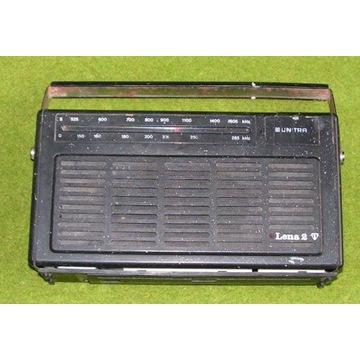 Radio UNITRA LENA-2 na części złom