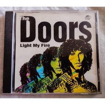 The Doors Light my fire płyta CD z 1991r.