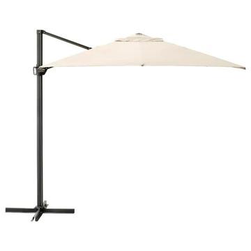 IKEA SEGLARÖ aluminiowy stelaż, parasol ogrodowy