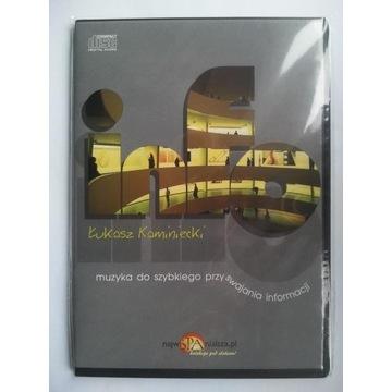 CD - muzyka do szybkiego przyswajania informacji