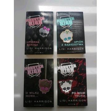 Monster High. Lisi Harrison