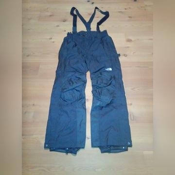 Narciarskie spodnie The North Face rozm M stan BDB