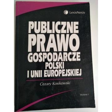 Publiczne prawo gospodarcze Polski i UE