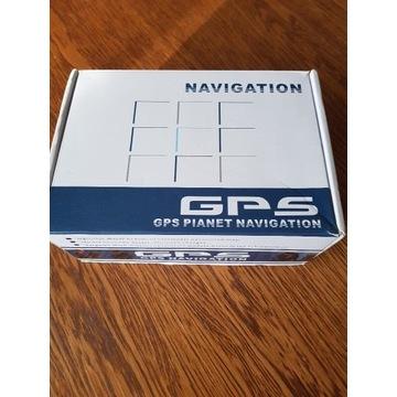 GPS Nawigacja samochodowa.