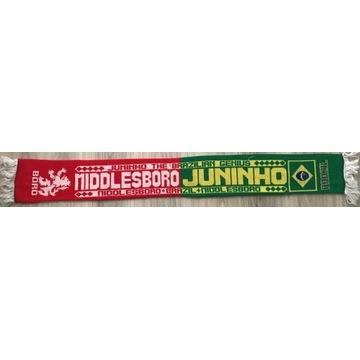 MIDDLESBORO&JUNINHO-BRAZYLIJSKI GENIUSZ 1995-2004