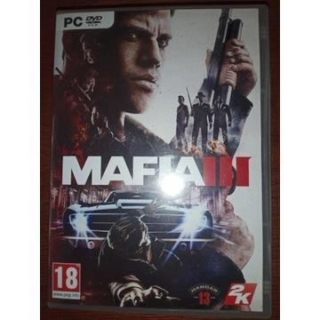 Mafia III PC NOWA!!