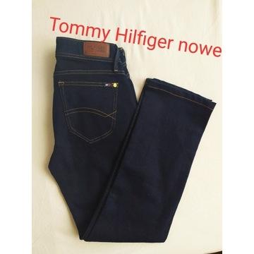 Tommy Hilfiger 30/30 nowe jeansy