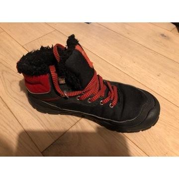 Buty trekkingowe dla dzieci rozmiar 36
