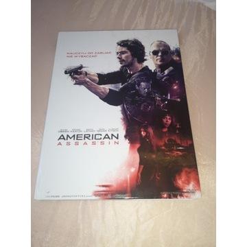American Assassin płyta DVD 2017