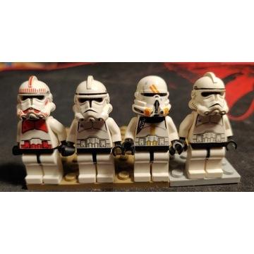 Lego Star wars clones część 3
