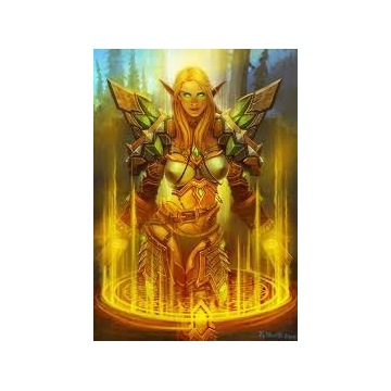 Sunwell Frosthold Prot Pall 5.6+ PVE Holy 5.4