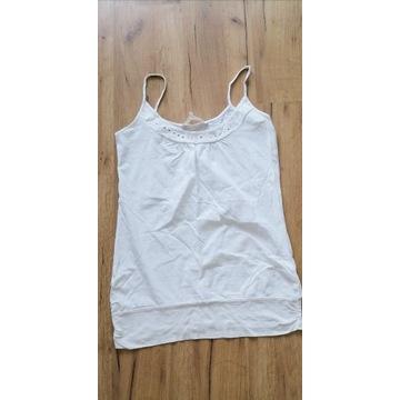 bluzka koszulka damska noszona używana fetysz