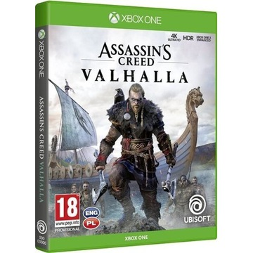Assassin's creed Valhalla XBOX ONE SERIES X S