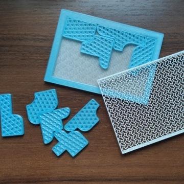 Łamigłówka, nieoczywista układanka z 9 puzzle