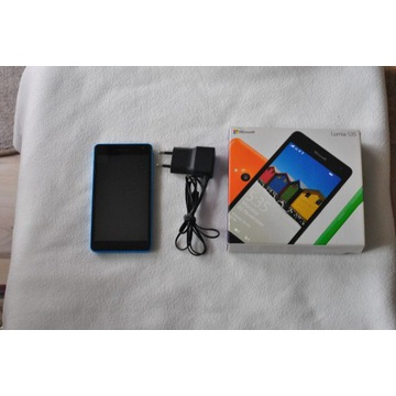 Microsoft Lumia 535 kolor niebieski