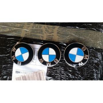 Dekiel zatyczka dekielek BMW 65MM