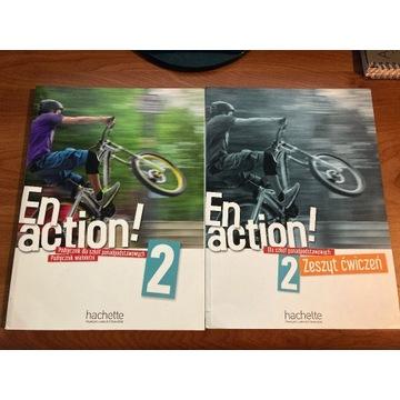En action ! podr. + ćw. 2