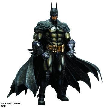 Play Arts Kai Arkham Asylum Batman