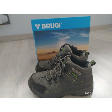 Buty trekingowe chłopięce Brugi