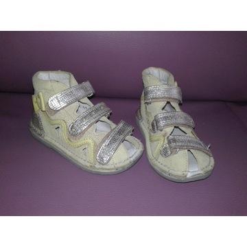 Sandalki profilaktyczne Bartek 22