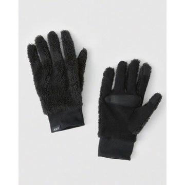 Rękawice, rękawiczki Abercrombie & Fitch S/M