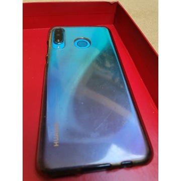 Smartfon Huawei P30 lite sprawny / zbity ekran