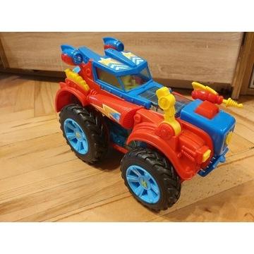 Super Zings pojazd