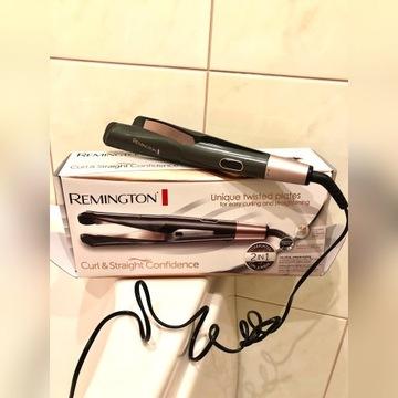 Remington curl & straight confidence  jak nowa