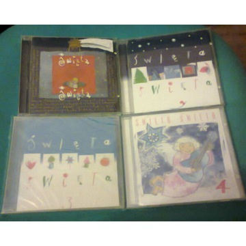 Święta Święta 4 CD Komplet
