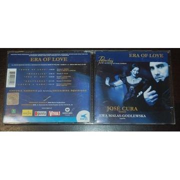 Jose Cura Ewa Godlewska ERA OF LOVE CD