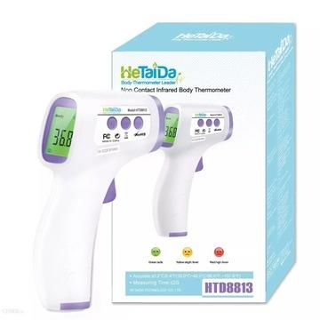 Termometr bezdotykowy HeTaiDa HTD8813