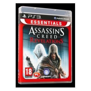 Assasins Creed revelations PL PS3
