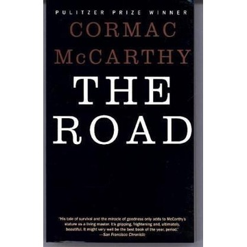 CORMAC McCARTHY - THE ROAD - TANIO
