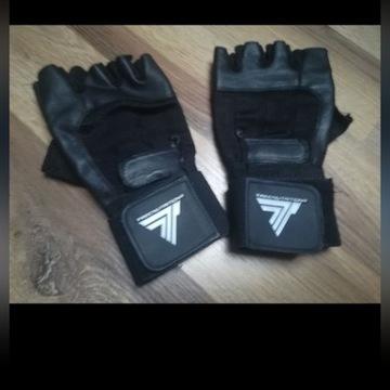 Rękawice na siłownię Trec