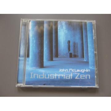 """John Mc Laughlin - """"Industrial zen""""."""