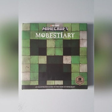 Minecraft Mobestiary: An official Minecraft Mojang