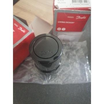 Głowica Termostatyczna Czarna Rax Danfoss 013G6075