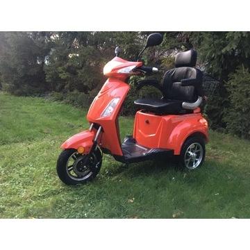 Senior mobile wózek elektryczny pojazd skuter hula