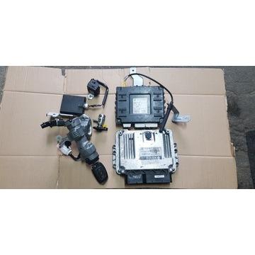 Hyundai I10 1.0 LPG Sterownik silnika 39115-04165