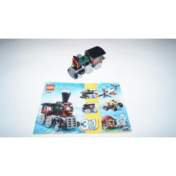Lego CREATOR 31015 Likwidacja kolekcji