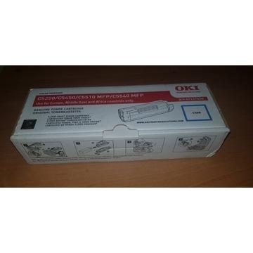 Oryginalny toner OKI C5250/5450/5510/5540 CYAN