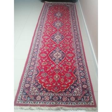 Perski wełniany chodnik 299x81 cm