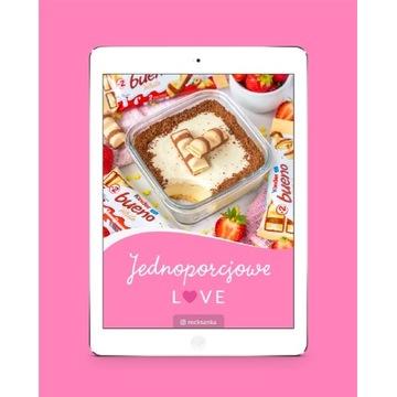 E-book JEDNOPORCJOWE LOVE
