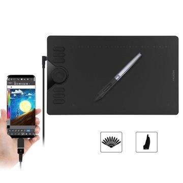 Tablet graficzny Huion HS610 wysyłka PL nowy